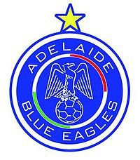 Adelaide Blue Eagles team logo