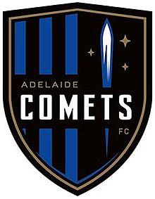 Adelaide Comets team logo