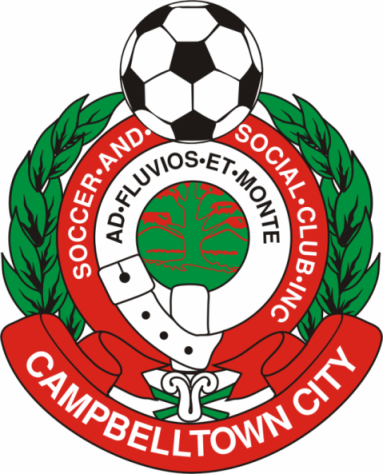 Campbelltown City team logo