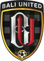 Bali United Pusam team logo