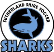 Sutherland Sharks team logo