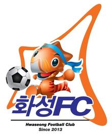 Hwaseong FC team logo