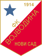 Vojvodina team logo