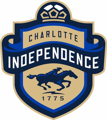 Charlotte Independence team logo