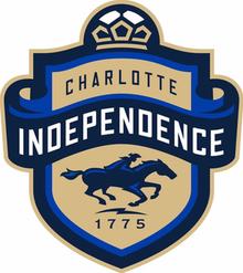 Charlotte Independence team logo