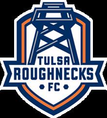 Tulsa Roughnecks team logo