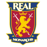 Real Monarchs SLC team logo