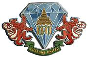 Customs United team logo