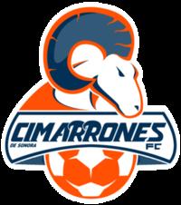 Cimarrones team logo