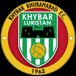 Kheybar Khorramabad team logo