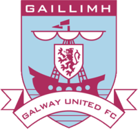Galway United team logo