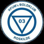 KFUM BK Roskilde team logo