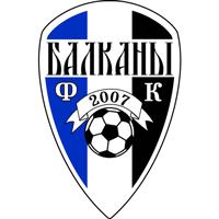 Balkany Zorya team logo