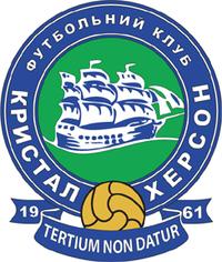 FC Krystal Kherson team logo