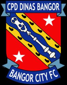Bangor City team logo
