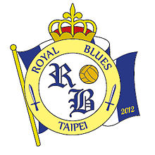 Royal Blues FC team logo