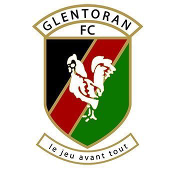 Glentoran FC team logo