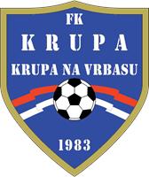 FK Krupa team logo