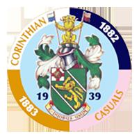 Corinthian Casuals team logo