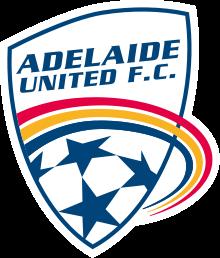 Adelaide United II team logo