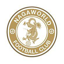 Nagaworld FC team logo