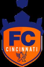 FC Cincinnati team logo