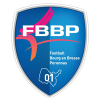 Bourg-en-Bresse 01 team logo