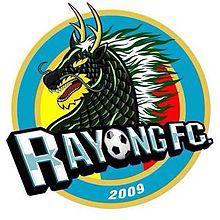 Rayong FC team logo