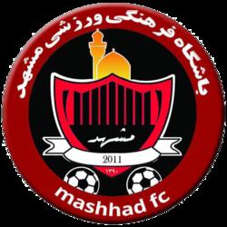 Mashhad FC team logo