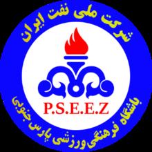 Pars Jonoubi Jam team logo