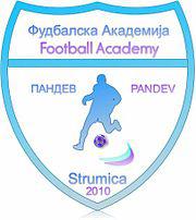 Akademija Pandev team logo