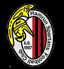 Hamrun Spartans team logo