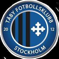 Taby FK team logo