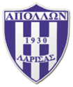 Apollon Larissa FC team logo