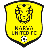 Narva United team logo