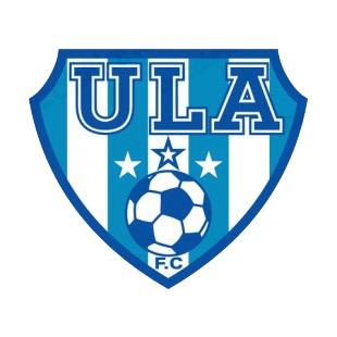 ULA FC team logo