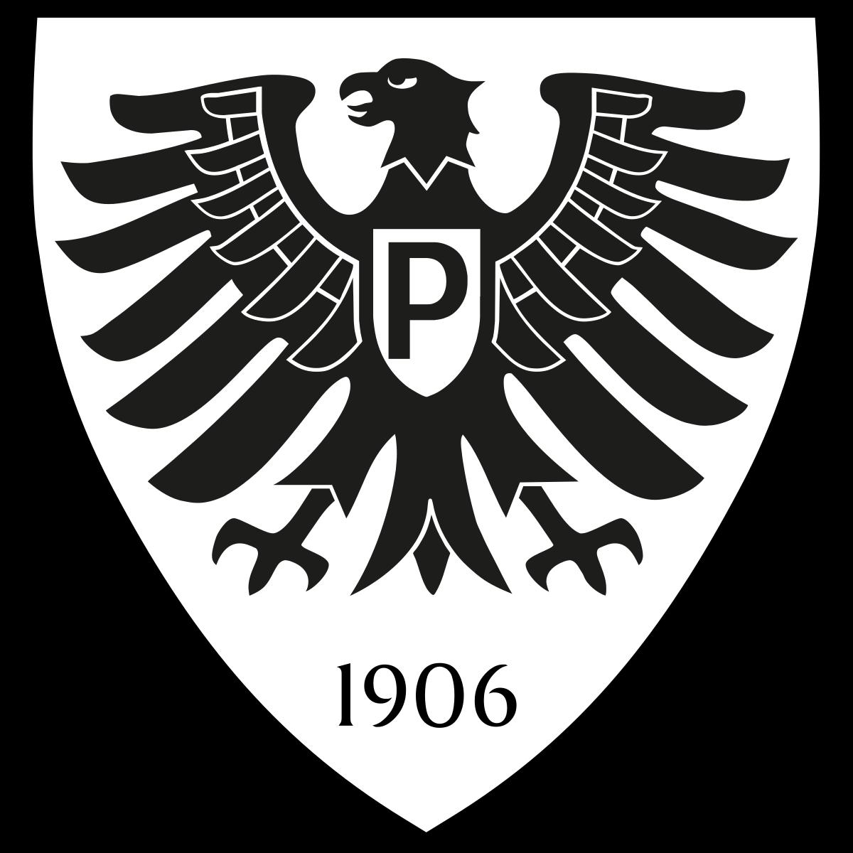 Preussen Munster team logo