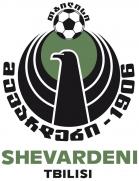 FC Shevardeni 1906 team logo