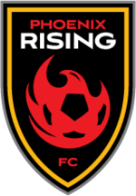 Phoenix Rising team logo