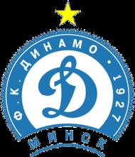 Dinamo Minsk team logo