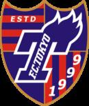 FC Tokyo team logo
