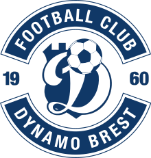 Dinamo Brest team logo