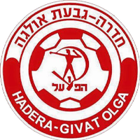 Hapoel Hadera team logo