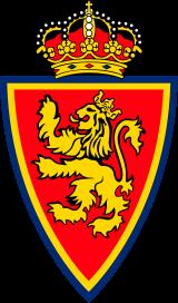 Deportivo Aragon team logo
