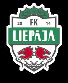 FK Liepaja team logo
