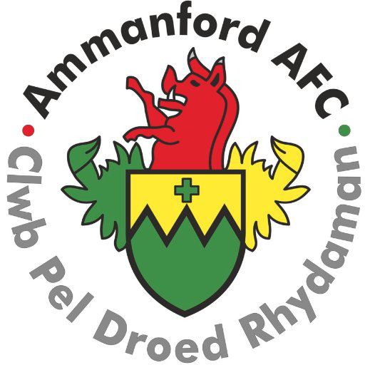 Ammanford AFC team logo