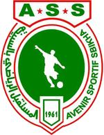 AS Sbikha team logo