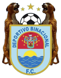 Deportivo Binacional team logo