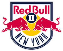 New York Red Bulls 2 team logo