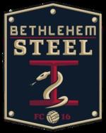Bethlehem Steel FC team logo